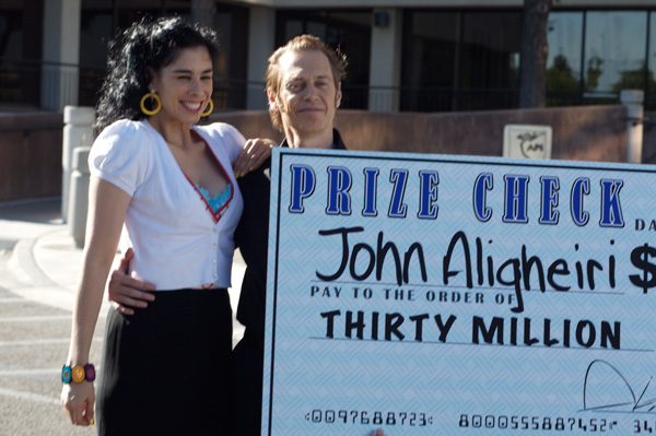 Saint John of Las Vegas movie image Steve Buscemi and Sarah Silverman